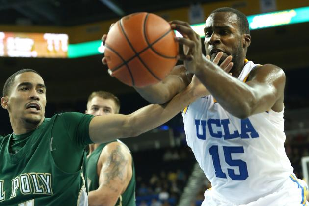 Cal Poly Overcomes 18-Point Deficit to Upset No. 11 UCLA 70-68