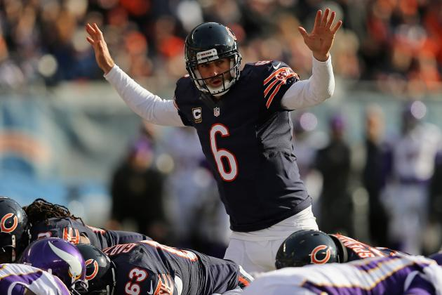 Chicago Bears: How Do They Fit into the NFL Playoff Picture after Week 12?