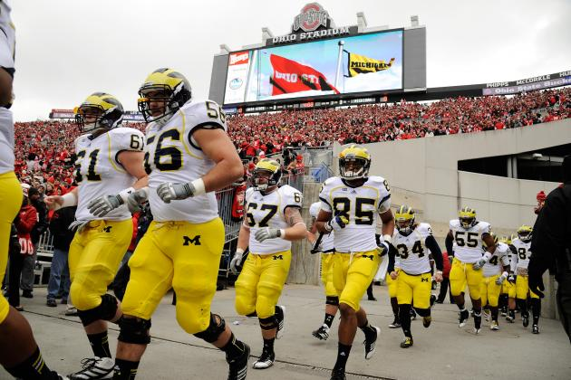 Michigan Wolverines: Are the Wolverines Anywhere Near Having a Top Program?