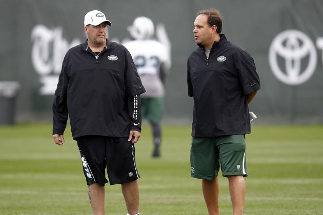 New York Jets Could Be in Salary Cap Jail in 2013, and Other AFC East News