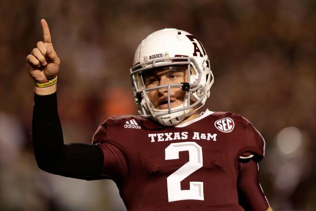 Johnny Manziel: The Favorite for the Heisman Trophy