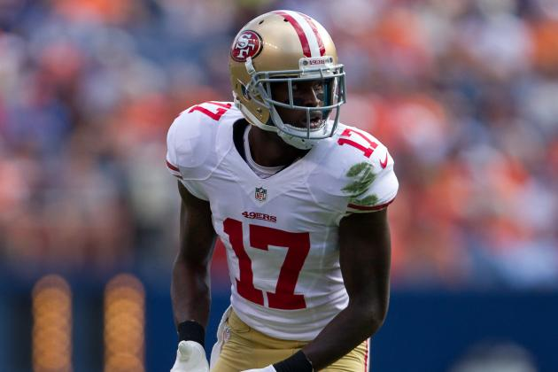 A.J. Jenkins: Projecting 49ers Rookie's Role After Kyle Williams' Injury