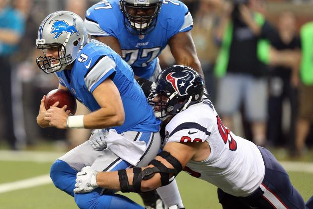 How to Fix the Texans' Defense and Other AFC South Must-Reads