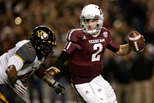 Heisman Race 2012: Why Johnny Manziel Should Win the Heisman in a Landslide