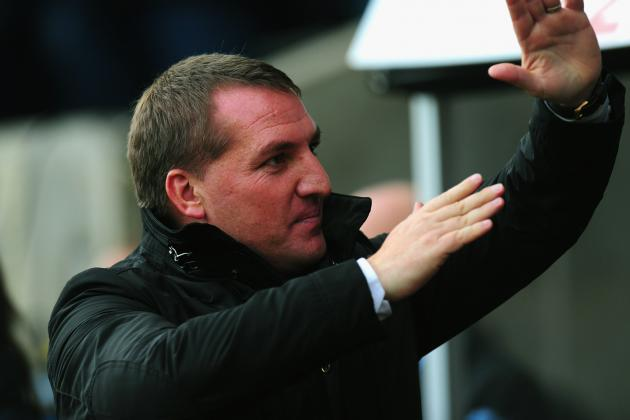 Brendan Rodgers Does Not Expect Liverpool to Spend Big in January