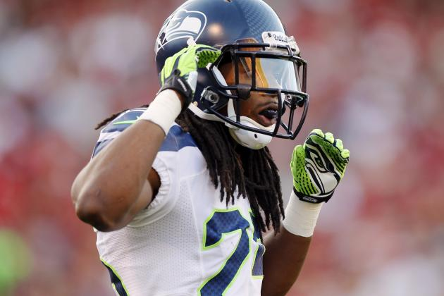 Seattle Seahawks' Richard Sherman Says He Will Appeal