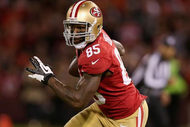 Vernon Davis: Alex Smith Still San Francisco 49ers' Guy