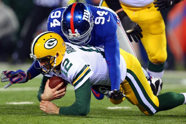 Packers vs. Giants: Just in Time for December, New York Has Its Swagger Back