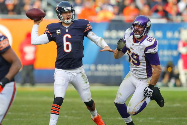 Cutler More Than Stat Line to Bears