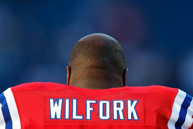 Wilfork 'Staple' of Patriots Defense