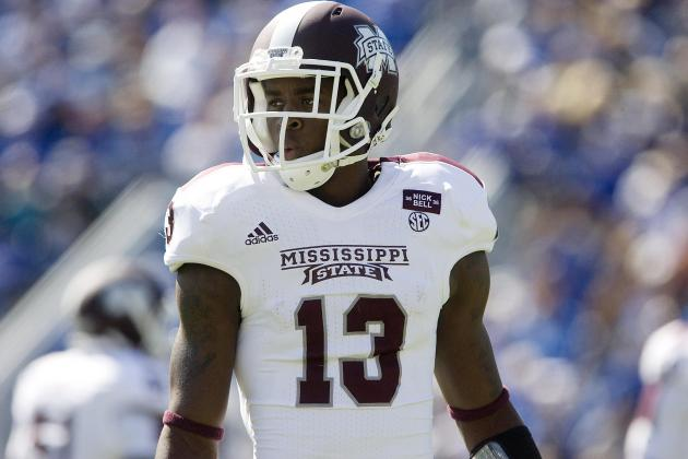 Mississippi State DB Johnthan Banks Wins 2012 Jim Thorpe Award