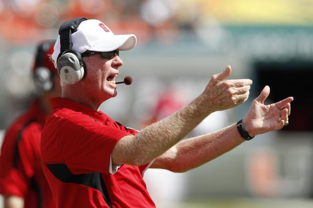 Tom O'Brien Fired: Logical Candidates to Replace NC State Coach