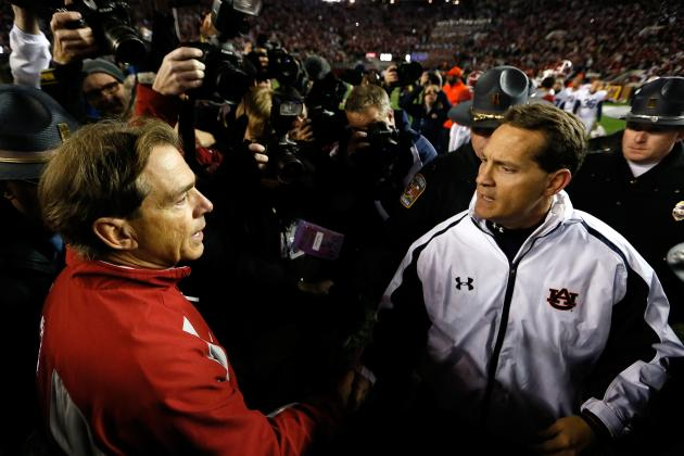Gene Chizik Fired: Best Candidates for Auburn Head Coaching Vacancy