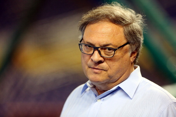 Miami Marlins' Jeffrey Loria Ekes out a Win over Fidel Castro