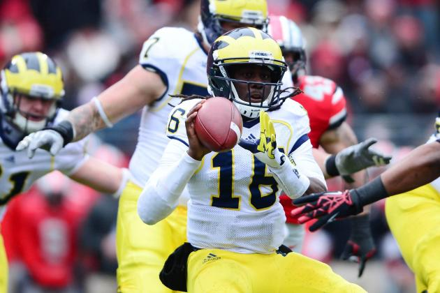 Michigan Ends Season Wondering What Could Have Been