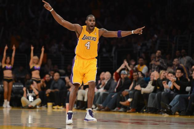 Antawn Jamison Will Be Sixth Man L.A. Lakers Need in Mike D'Antoni's System