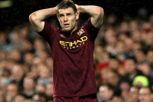 James Milner: Manchester City Were Better Than Chelsea