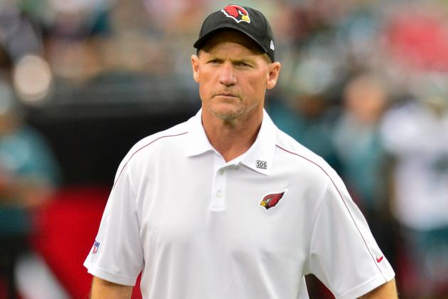 Arizona Cardinals: Will Ken Whisenhunt Be Fired?
