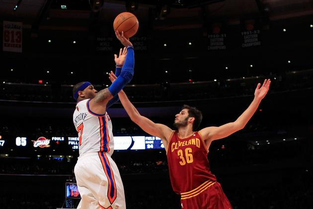 Cavs' Casspi Balances Life in NBA Against Fear for His Family's Safety