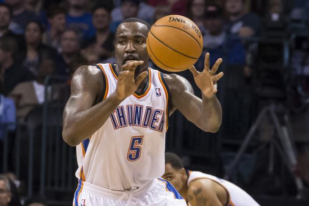 Perkins Hopes to Finish Career with Thunder
