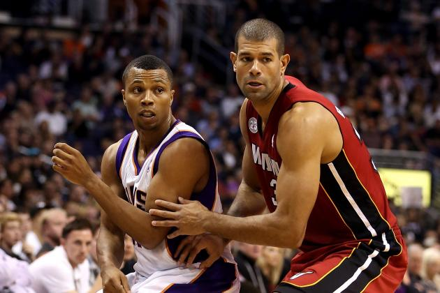 "Heat Likely Without Shane Battier for ""a Few"" After Knee Sprain"