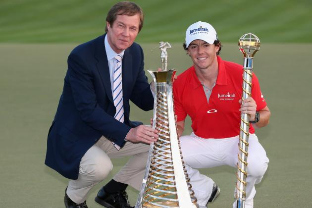 Rory McIlroy Wins in Dubai While Taking His Game to a Whole New Level