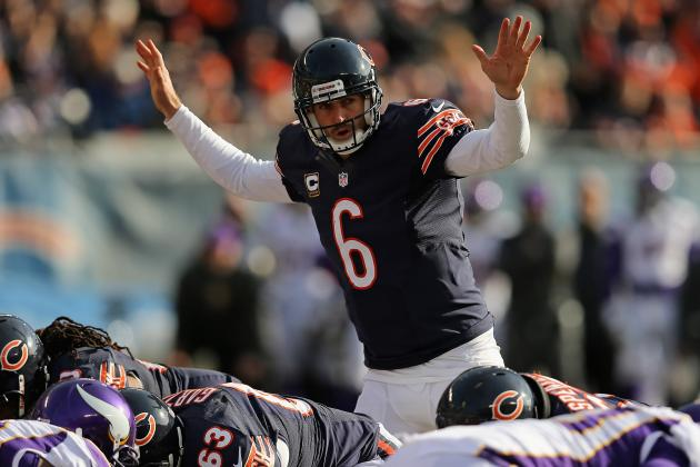 Jay Cutler Proves Himself a Leader in a Big Win & Other NFC North News