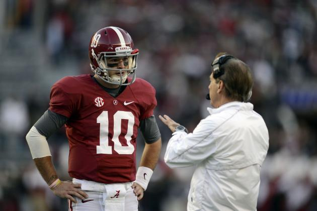 Saban on UGA: 'What They Do, They Do Extremely Well'