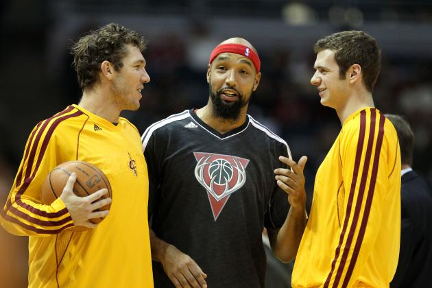 Report: Bucks Still Shopping Drew Gooden