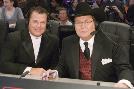 WWE RAW: Why Jim Ross Should Commentate Alongside Jerry