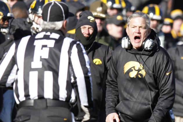 "Hawkeyes Take ""Total Faith"" into a 4-8 Winter"