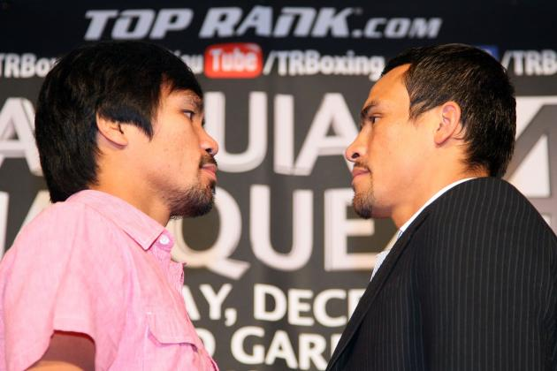 Pacquiao vs. Marquez: Will Floyd Mayweather Be a Distraction for Pac-Man?