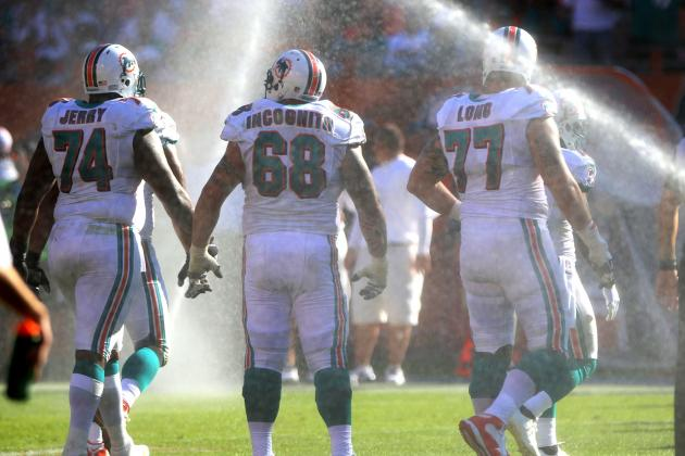 Dolphins Sprinklers Go off as Stadium Funding Talk Comes Up