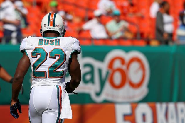 Reggie Bush: I Want to Stay in Miami and Win a Super Bowl