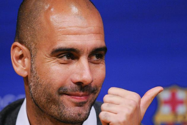 Brazil Deny Pep Guardiola Interest