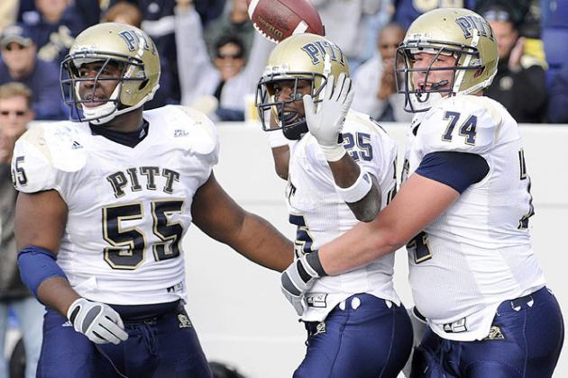 Pitt Player Dismissed After Woman Claims Assault