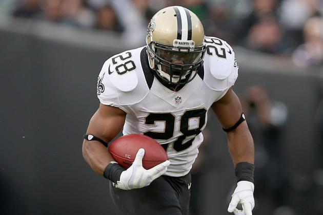 New Orleans Saints Not Out of Playoff Picture