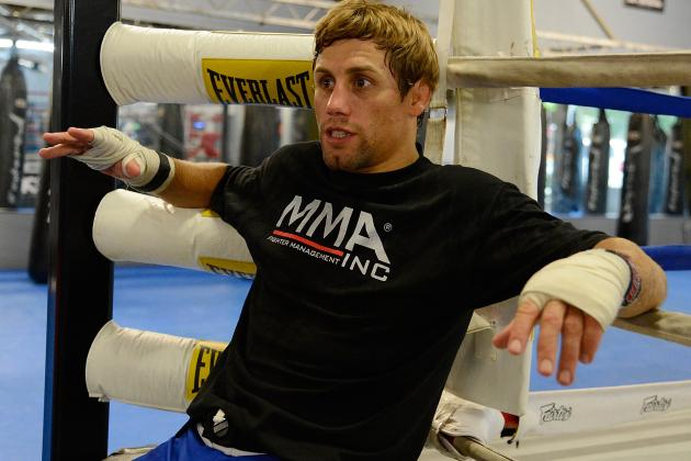 Urijah Faber Set to Face Vaughn Lee at UFC 156: LowKickMMA
