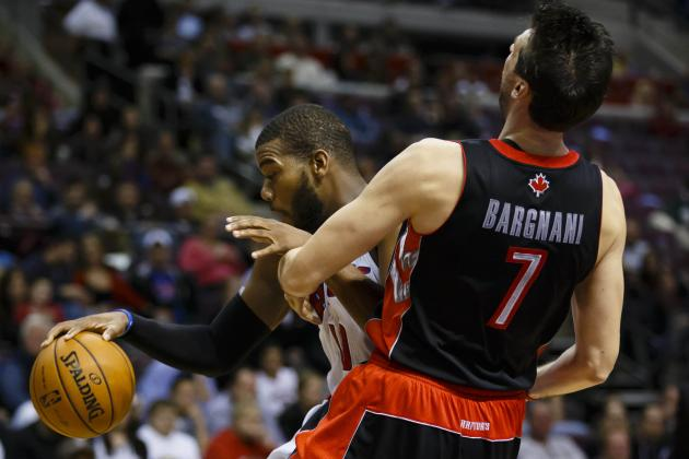 Why Andrea Bargnani No Longer Fits the Raptors' Identity