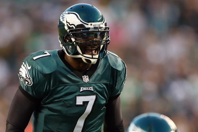 Vick Moves into Phase 4 of Concussion Recovery
