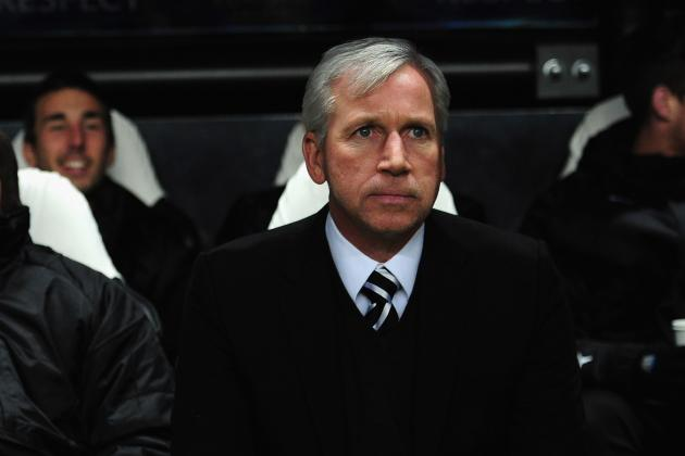 English Premier League: What's Wrong with Newcastle United?