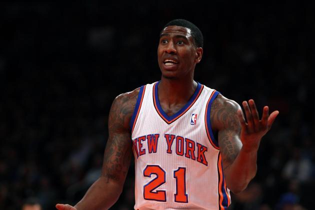 New York Knicks Need Healthy Iman Shumpert to Regain Defensive Intensity