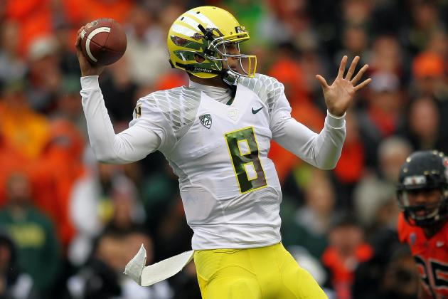 Ducks Quick Hits: Marcus Mariota Says, 'We Didn't Blink' (video)