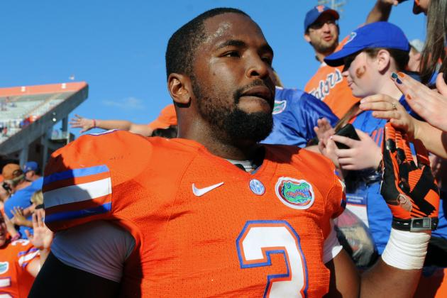 LB Jelani Jenkins Will Miss Gators Bowl Game After Foot Surgery