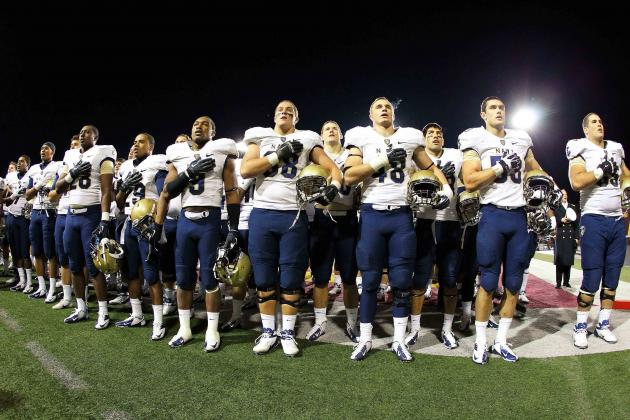 Navy Quarterback Rafi Montalvo in Medically Induced Coma After Car Accident