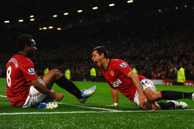 Manchester United Tease QPR and Frustrate Sir Alex Ferguson but Top the EPL