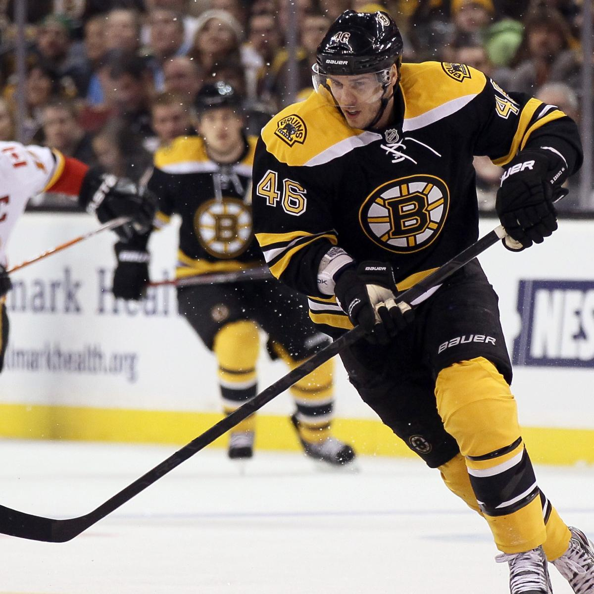 Boston Bruins: 4 Contracts That Will Be A Problem Under A