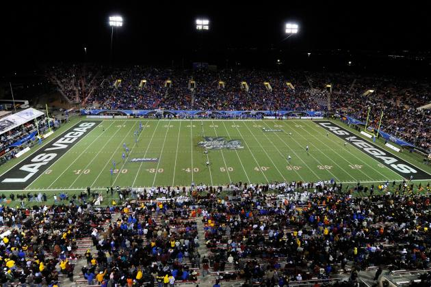 USC Football: From BCS National Championship Hopes To... the Las Vegas Bowl?
