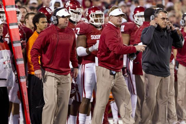 Mike Stoops Calls Bedlam Win Fun