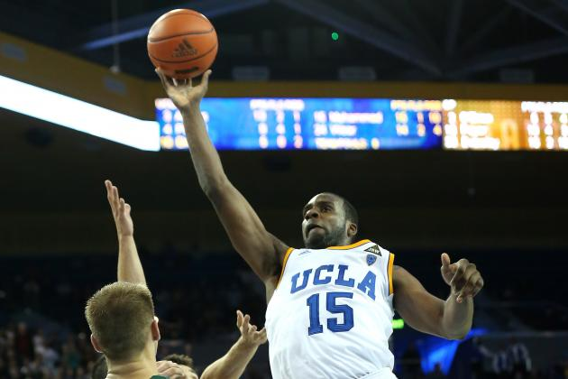 UCLA Struggling Early, but Shabazz Muhammad Will Help Turn Bruins Around